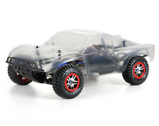 "TRA6804R Traxxas Slash 4X4 LCG ""Platinum"" Brushless 1/10 4WD Short Course Truck"