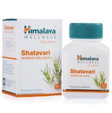 Himalaya Herbals Shatavari Women's Wellness 60 Tablets Health Care Product