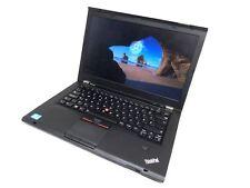 "Lenovo ThinkPad T430S 14"" Laptop - Core i5 2.6GHz 4GB Ram 500GB HDD Win 10 Pro"