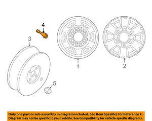 NISSAN OEM-Wheel Valve Stem 40311S3500