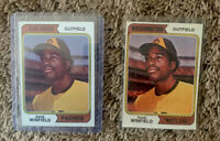 1974 Topps Dave Winfield San Diego Padres #456 Baseball Card