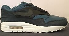 SZ.8 NIKE MENS Nikelab Air Max 1 Pinnacle 859554-300 Iced Jade/Teal
