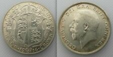 Collectable 1916 Silver Half-Crown Coin Of King George V