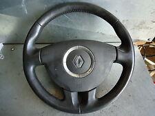 stuur Renault Espace IV JK Airbaglenkrad Fahrerairbag Leder 1.9dCi 88kW F9Q820 5