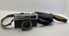 Olympus 35 Rc Rangefinder Zuiko 2.8 42mm 35mm Film Camera - Working Film tested