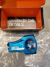 Deity Copperhead Stem 50mm 31.8 Blue