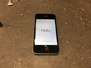 Apple iPhone 4s - 16GB - Black (Unlocked) Working Order Great Gift Free Post