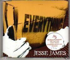 (D918) Jesse James, Everything - DJ CD