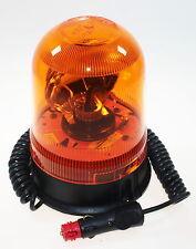 Rundum Kennleuchte 12 24 V Signalleuchte Rundumlicht Magnet Fuß Befestigung 501