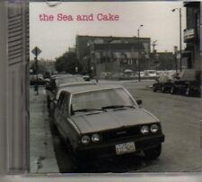 (BN286) The Sea & Cake, Car Alarm - 2008 DJ CD