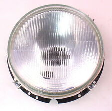 "NOS 7"" Euro Headlight Light Lamp 75-84 VW Rabbit GTI Dual Rounds"