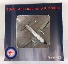 JC Wings BAC 111-217EA RAAF Die Cast Model - 1:400 Scale (JC4132)