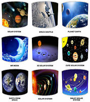 Lampshades Ideal To Match Outer Space Duvet Outer Space Wallpaper Space Wall Art