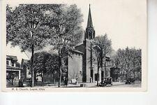 Methodist Episcopal Church Logan OH