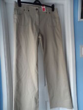 Marks and Spencer Straight Leg Tall Mid Trousers for Women