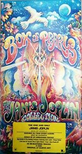 Janis Joplin - Box of Pearls 5CD Box Set – Long Box Edition. Like New