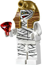 NEW LEGO DR. NAJIB/MUMMY MINIFIG 75900 scooby-doo figure minifigure toy pharaoh