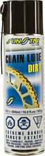 SUNSTAR spray CHAIN LUBE DIRT bike motorcycle 500ML SSLUBE-500MX - 59-9391