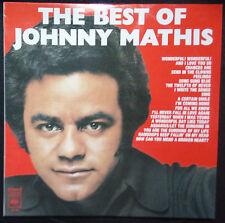 THE BEST OF JOHNNY MATHIS VINYL LP AUSTRALIA