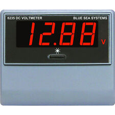 Blue Sea 8235 Dc Digital Voltmeter