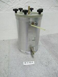 Ecolab Pressure Boiler 5L Contents 7,45 Litre Print 3,8 BAR Long