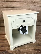 Safavieh Rosaleen Storage Side Table in White - End Table