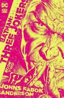 Batman Three Jokers #2 Jason Fabok Incentive Yellow Variant 1:25 DC Comics