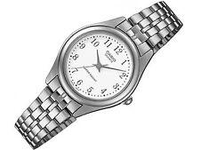 Casio Análogo De Cuarzo Reloj para mujer con pulsera de acero inoxidable LTP-1129PA-7B