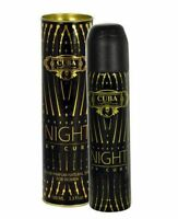 Cuba Night for Women Eau De Parfum Spray 100ml Brand New