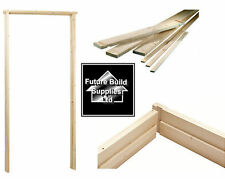 Whitewood/ CLS Door Lining Set & Stops 32 Different Widths 2'3/2'6/2'9 762/838mm