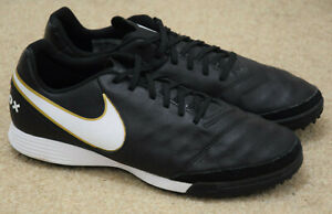 Nike Tiempo X Genio Men's Football Trainers Astros Size 9 UK 44 EUR Leather