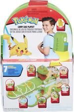 Pokemon Plastic Carry Case Playset