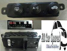 HONDA Civic Gen7/EP3 - demister/AIRCON/circolazione dell'aria con/controlli/interruttori