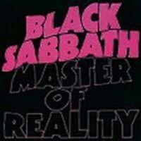 "BLACK SABBATH ""MASTER OF REALITY"" CD NEU"