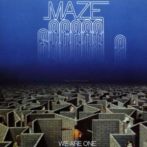 MAZE-WE ARE ONE-JAPAN CD Ltd/Ed B63