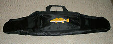 Fishing Rod Bag/Case. Holds 6-8 2 pc. rods, MSRP $65.95. SALE $40 OFF with F/S
