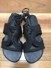 SZ 37 WITCHERY SANDALS SHOES NEW  *BUY FIVE OR MORE ITEMS GET FREE POST