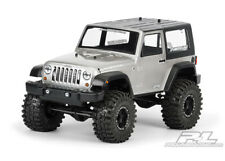 NEW Pro-Line 1/10 Crawlers SCX10 Jeep Wrangler Clear Body 2009