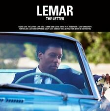 LEMAR The Letter 2015 11-track digipak CD NEW/SEALED Band Aid 20
