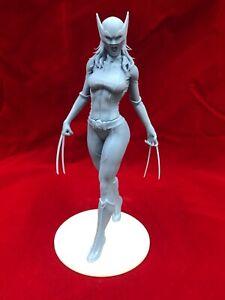 X-Men X-23 Fan Art / Resin Figure / Model Kit-1/8 scale.