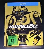 Bumblebee en Relief Limitée steelbook blu ray Expédition Rapide Neuf & Ovp