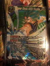 Hyper Rush SSB Vegito - BT9-090 - SPR - Dragon Ball Super Card Game
