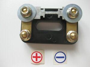 Motorklemmbrett mit Streifensicherung Ankerwinde Bugstrahlruder oder E- Antrieb