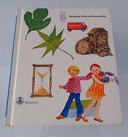 1985 Encyclopedia Britannica The Young Children's Encyclopedia Vol 15 T- U