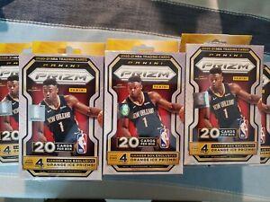 New 2020-2021 Panini Prizm NBA Basketball Hanger BOX - Multiple available!