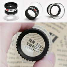 15X Monocular Magnifying Glass Eye Loupe Magnifier Diamond Jewel Repair Tool