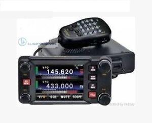 YAESU FTM-400 XD RTX VEICOLARE  144/430 ANALOGICO DIGITALE C4FM/FDMA  REF.100072