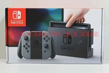 Nintendo Switch 32GB Gray Console with Gray Joy-Con Brand New in Hand