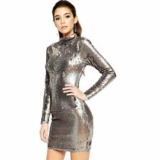 Buy Women s Synthetic Halter Neck Dresses  f7f58fa4e2dc