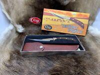 1982 Case XX Desert Prince Knife Rosewood Handle Sheath Mint In Vintage Box Rare